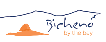 Bicheno by the Bay Official Site Logo