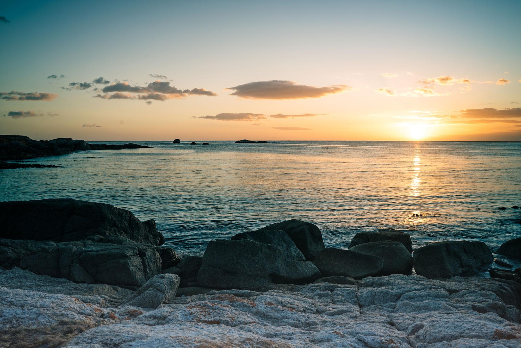 Bicheno Tasmania Australia
