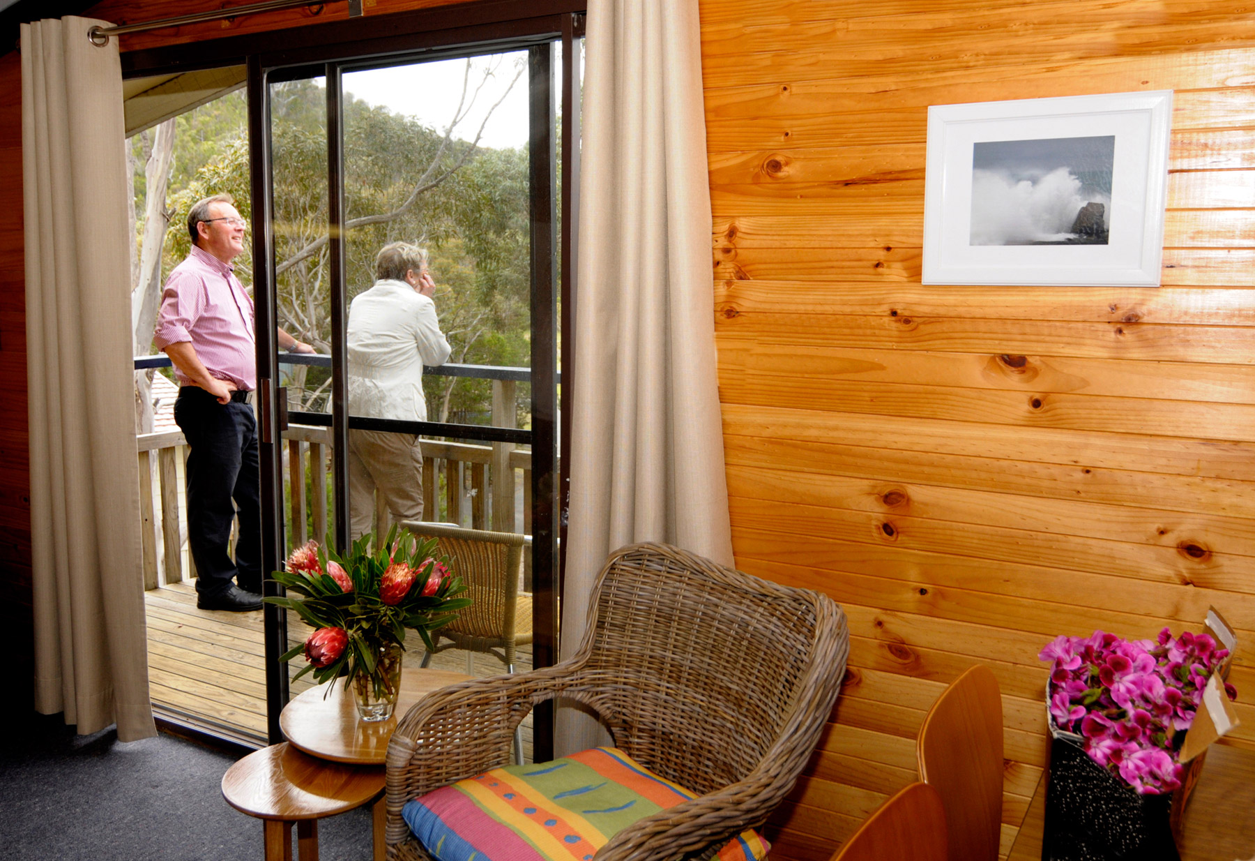 Accommodation motel Bicheno by the Bay East Coast Tasmania