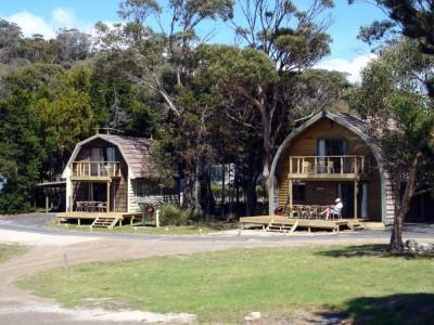 Self contained accommodation Bicheno Tasmania